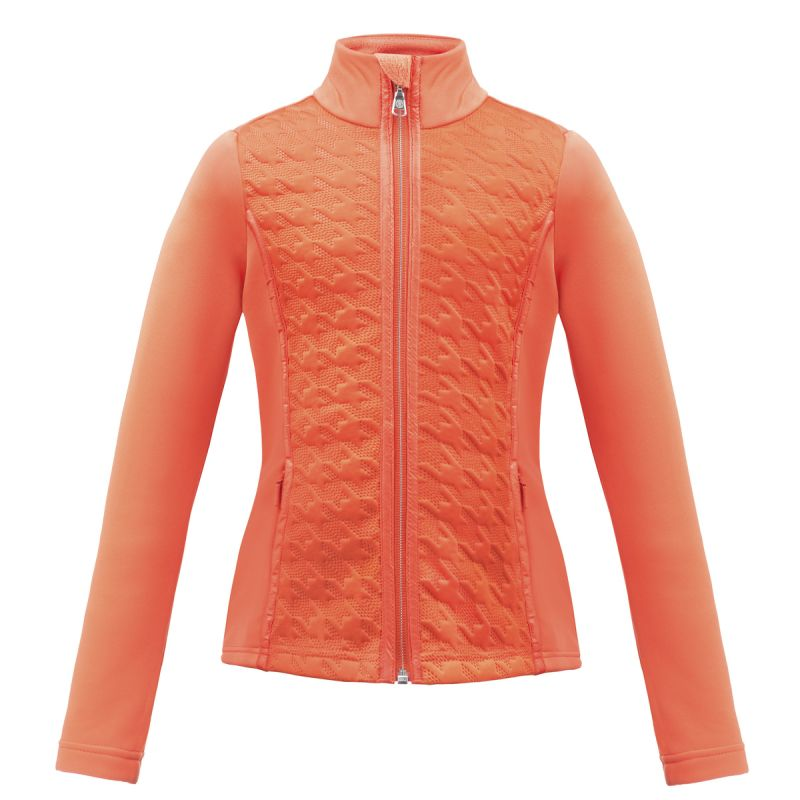 Флис детский Poivre Blanc Fiesta orange W17-1602 JR