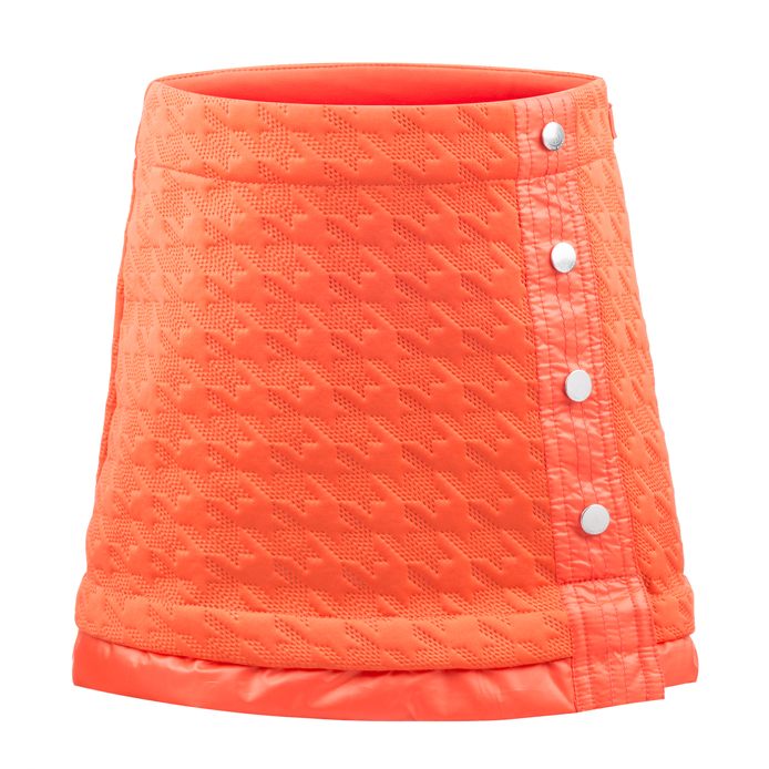 Купить Юбка Poivre Blanc Fiesta orange W17-1628 JR
