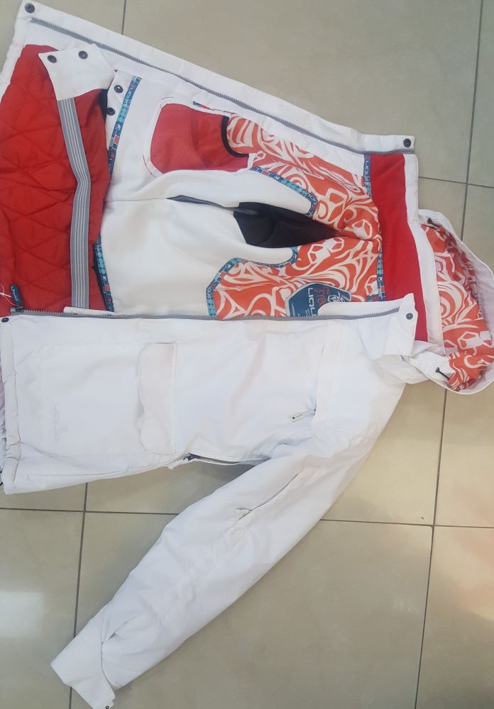 Куртка женская Liquid Boardwear elene White W22005