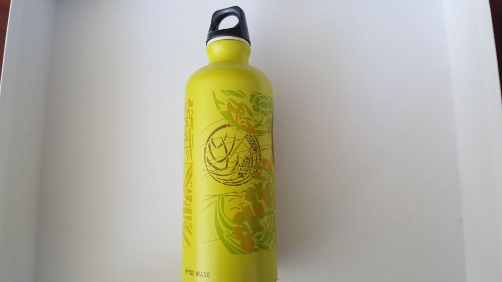 Фляга Sigg Bamboo Yellow 8099.40