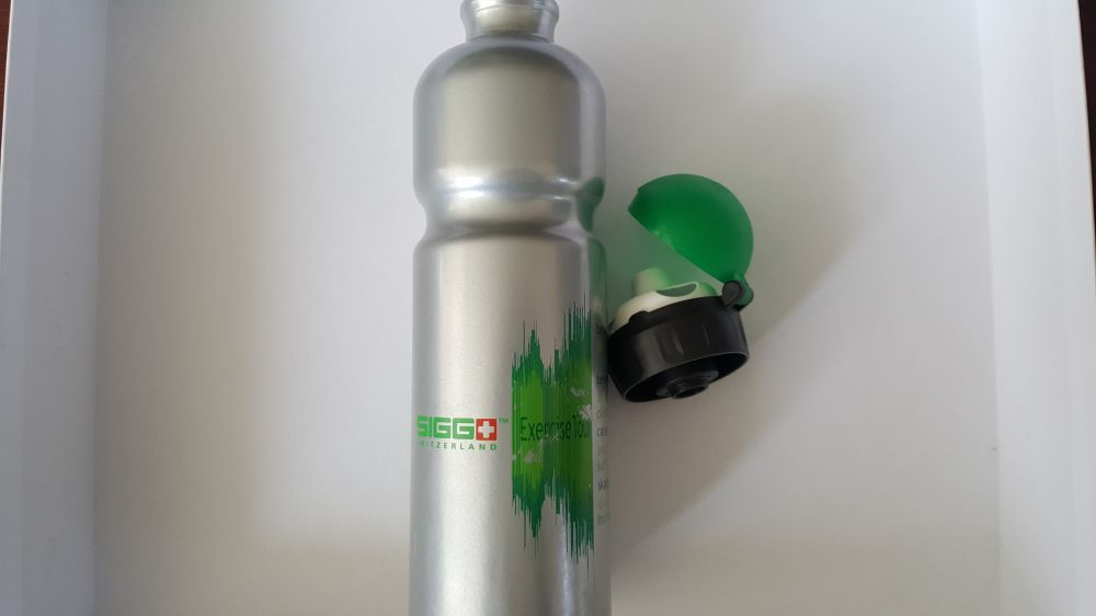 Фляга Sigg Exercise tour Metallic 8066.20