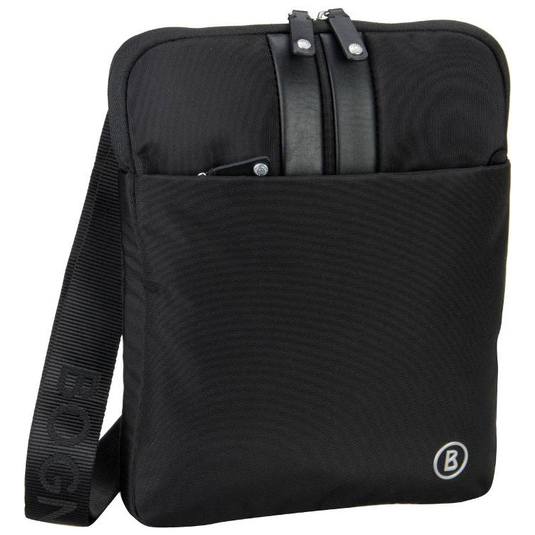 Купить Сумка Bogner BLM FX-Shoulder bag flat Black 169 3966