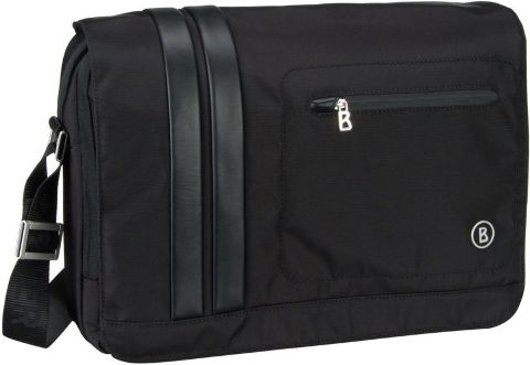 Купить Сумка Bogner BLM FX-Messenger bag Black 1693964