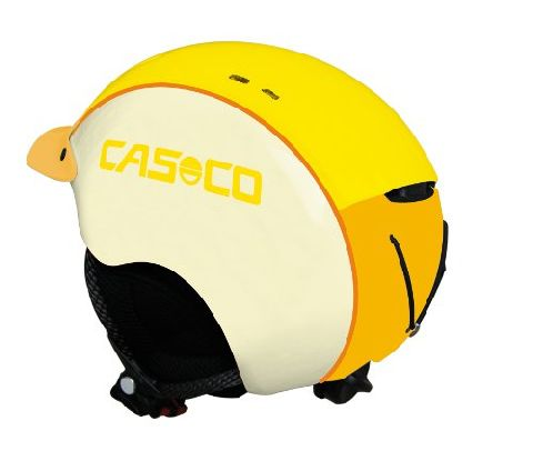 Купить Шлем Casco Mini Pro Yellow 13 07 1870