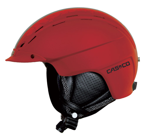 Купить Шлем Casco Powder Red 13 07 2750