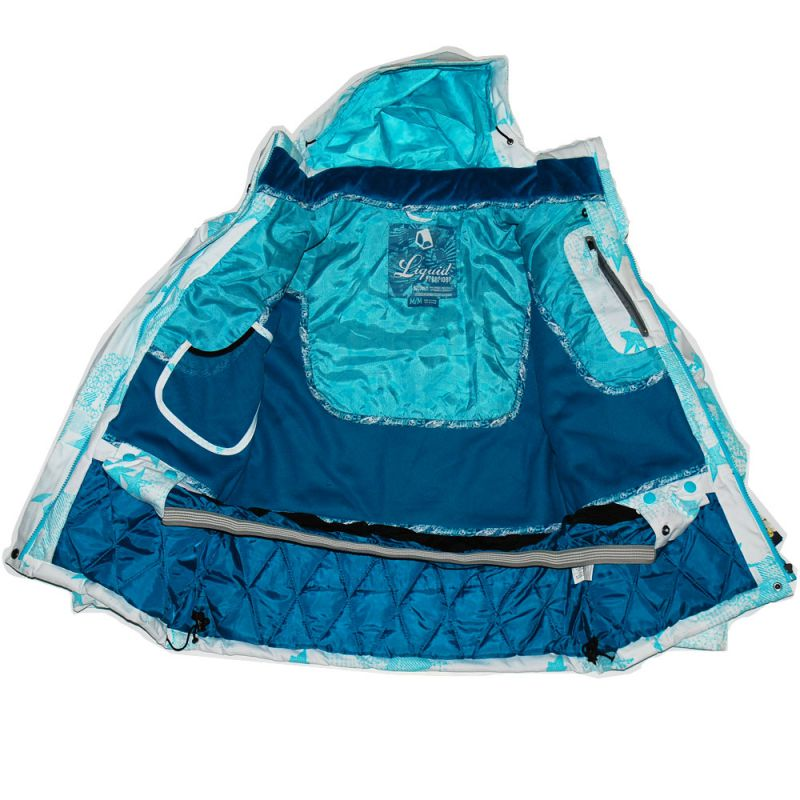 Куртка женская Liquid Boardwear Fergie Blue W21015