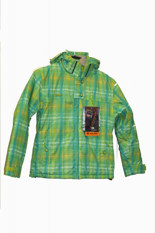 Куртка детская Liquid Boardwear Rainy Green G43004