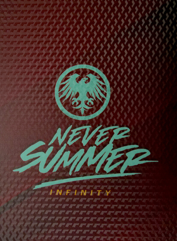 Сноуборд Never Summer Infinity IF21