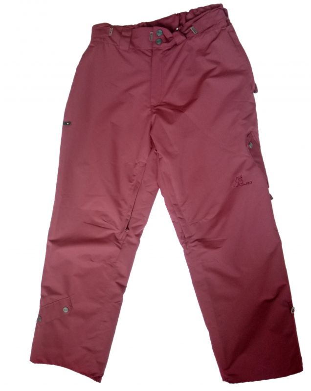 Брюки мужские Liquid Boardwear Switch Wine M13102