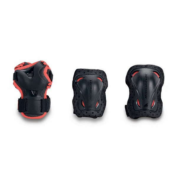 Ролики Rollerblade Spitfire Combo Black/red 07629300