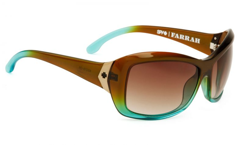 Купить Очки Spy Farrah Mint Chip Fade Bronze Fade Polar