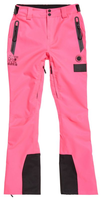 Брюки женские Superdry New Snow Acid pink GS1011SR