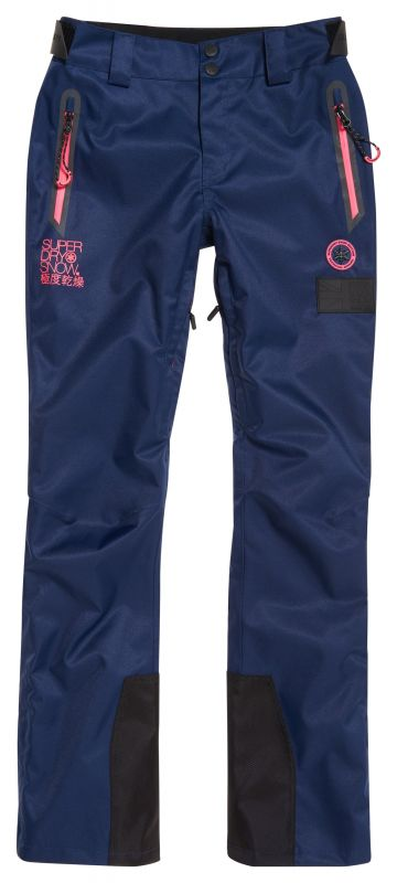 Брюки женские Superdry New Snow Navy GS1011SR