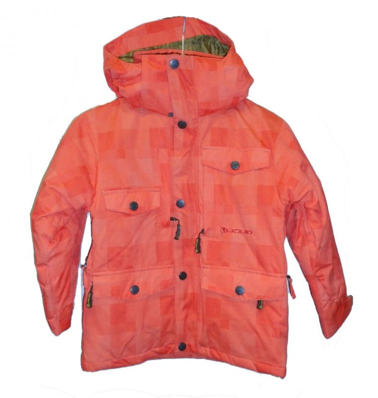Куртка детская Liquid Boardwear Magic Tomato B32012