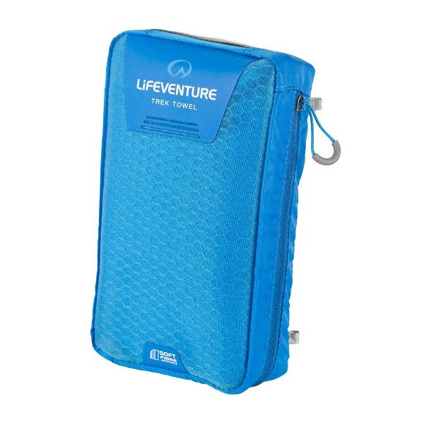 Полотенце Soft Fibre Advance Lifeventure Blue 63011