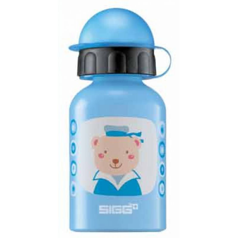 Фляга Sigg Teddy boy Blue 8090.10 ― Интернет-магазин «Экип спорт» - Экип спорт
