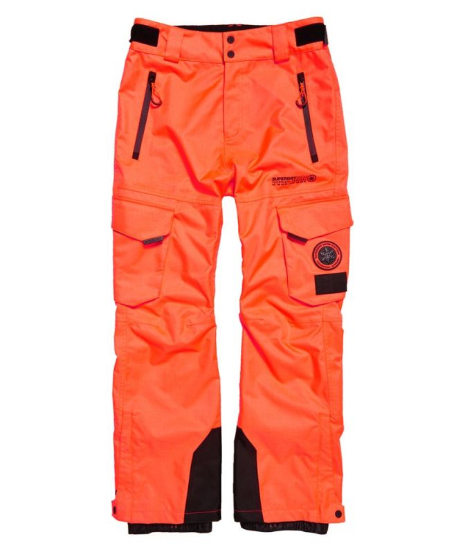 Брюки мужские Superdry Snow Orange MS1013SR